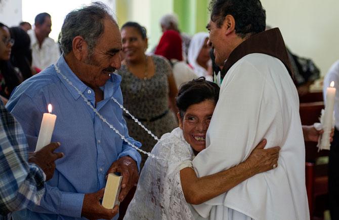 Anulacion Matrimonio Catolico Barranquilla : Oaxaca se casa por la iglesia luego de esperar años
