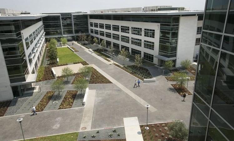 Apple construye en texas su segunda mayor base de for Oficinas apple