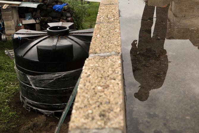 Lluvia la salvaci n para los habitantes de xochimilco - Recoger agua lluvia ...