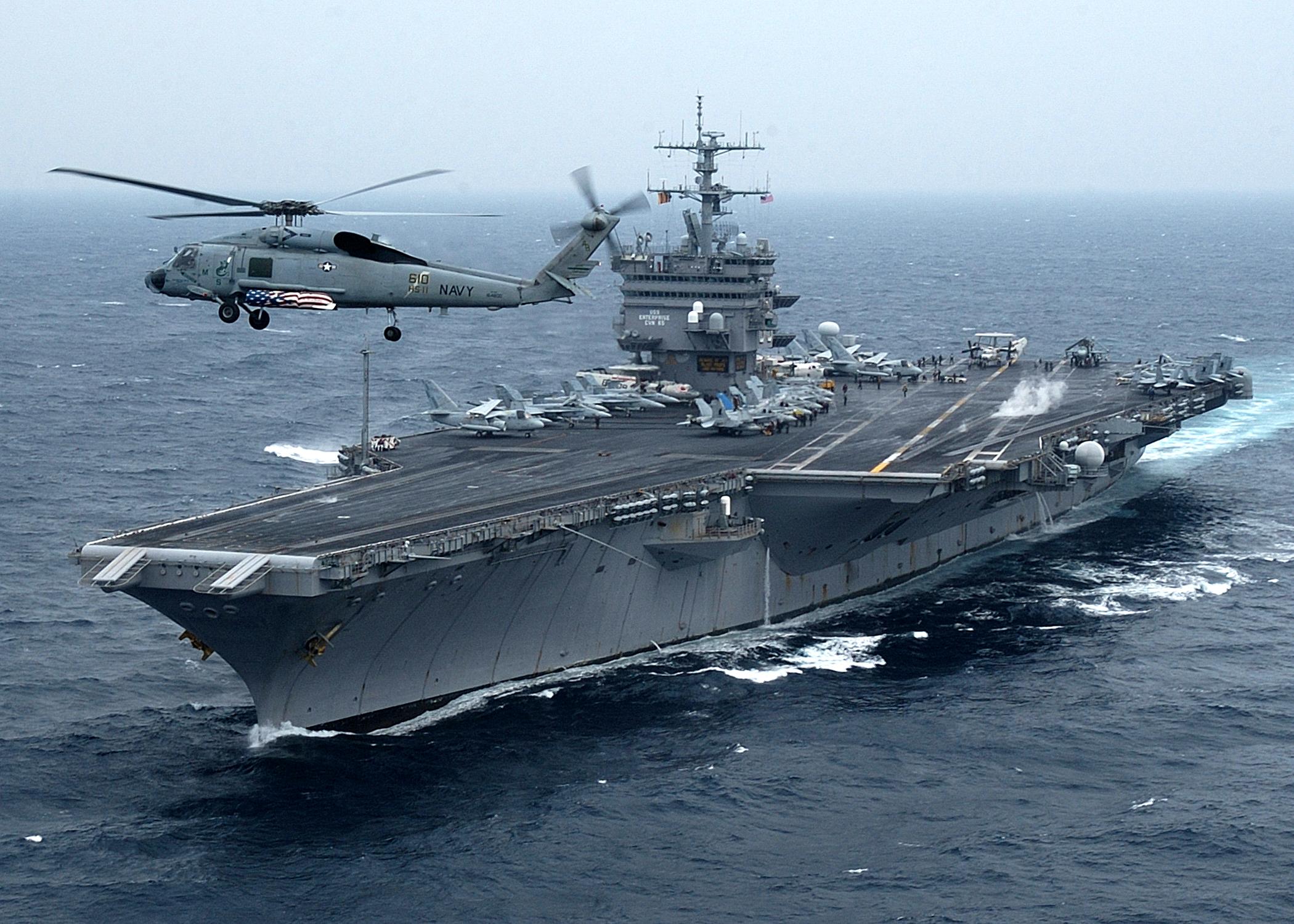 portaaviones  las armas letales de las guerras