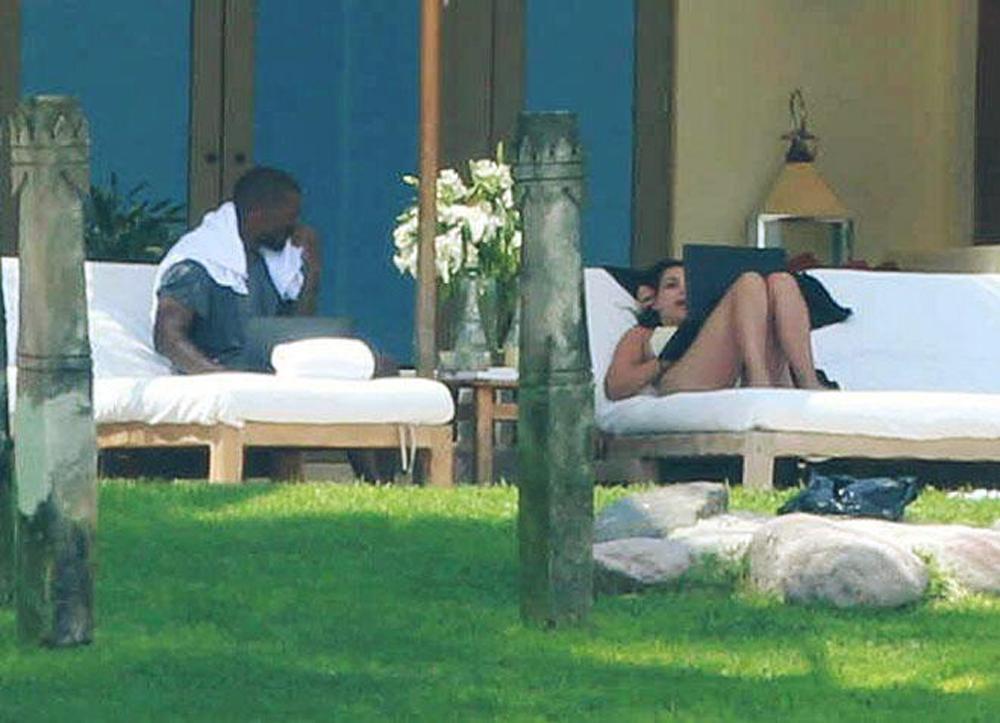 Kim kardashian disfruta su luna de miel en m xico for Decoracion casa kim kardashian