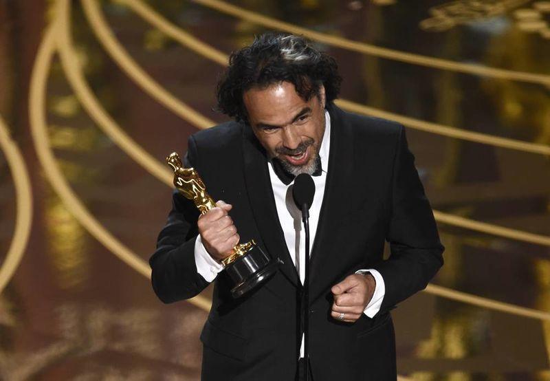 Alejandro Gonzales Iñárritu, Oscar a mejor director
