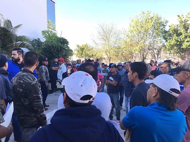 Empresas De Estados Unidos Contratan A Jornaleros En Tamaulipas