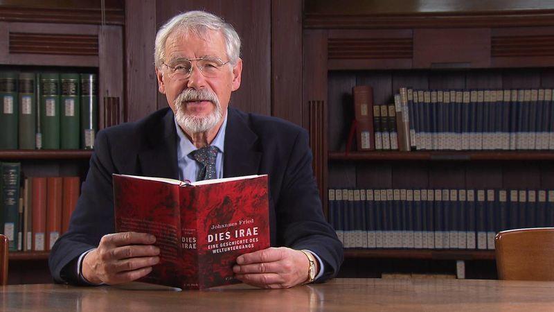 Libro 'Día de la Ira' explora la idea de apocalipsis a lo