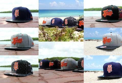 620fd1876ebaa Lanzan colección de gorras exclusiva de los Tigres de Q. Roo ...