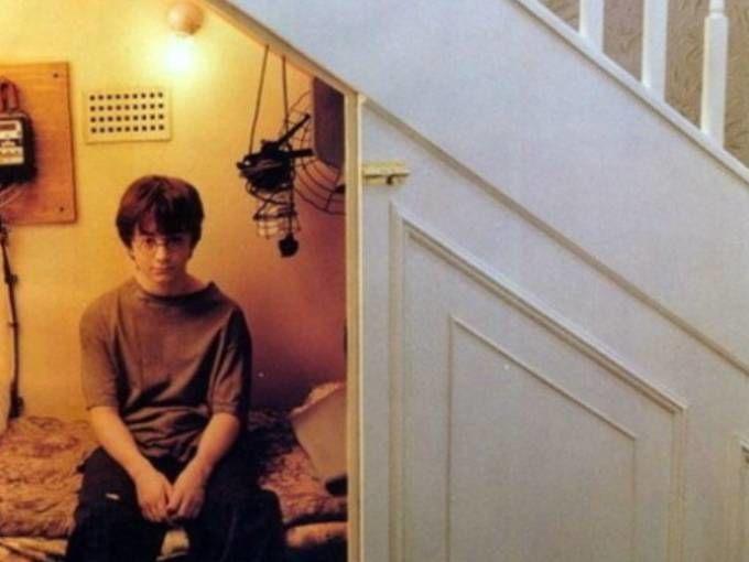 Ponen a la venta la casa de Harry Potter y la piedra